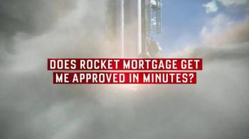 Quicken Loans Rocket Mortgage TV Spot, 'FAQ #4 Minutes' - Thumbnail 5