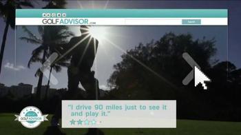 GolfAdvisor.com TV Spot, 'Best of 2015' - Thumbnail 4
