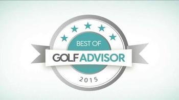 GolfAdvisor.com TV Spot, 'Best of 2015' - Thumbnail 6