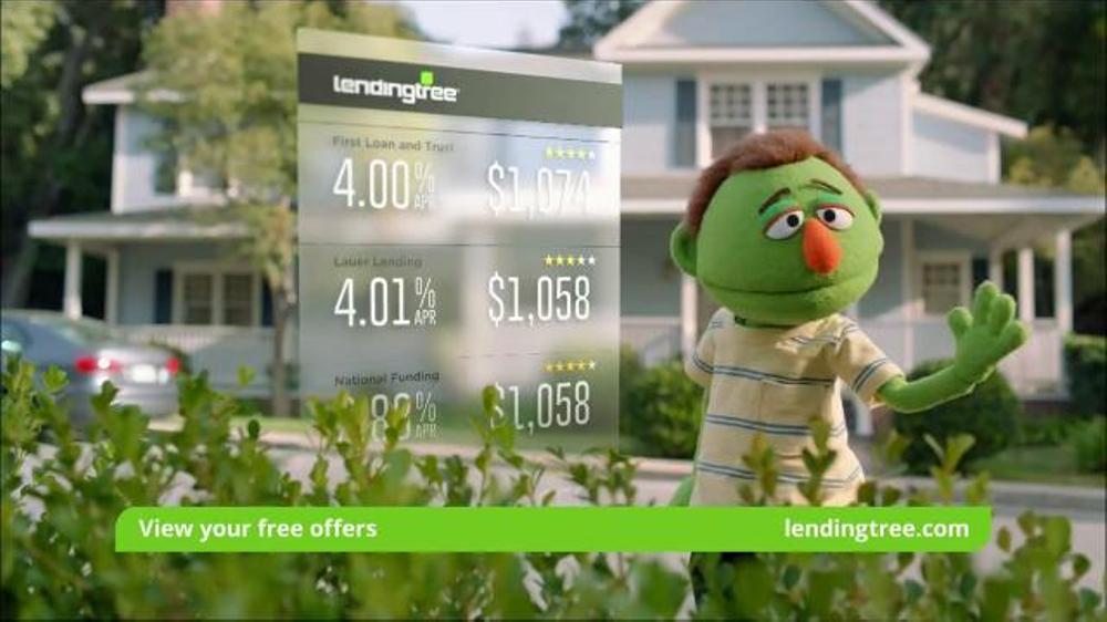 Lendingtree Tv Commercial Neighborhood Ispottv