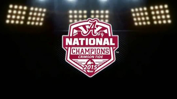 Sports Illustrated Championship Package TV Spot, 'Alabama Crimson Tide' - Thumbnail 1