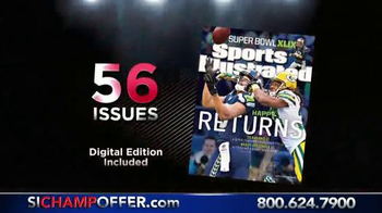 Sports Illustrated Championship Package TV Spot, 'Alabama Crimson Tide' - Thumbnail 4