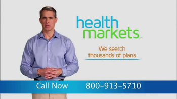 HealthMarkets TV Spot, \'Working for You\'