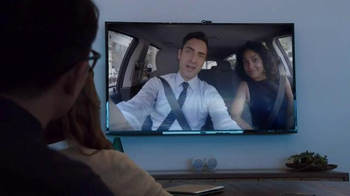 2016 Buick Enclave TV Spot, 'Inside Tina's New Buick' - Thumbnail 2