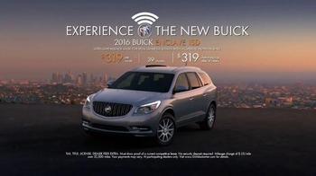 2016 Buick Enclave TV Spot, 'Inside Tina's New Buick' - Thumbnail 9