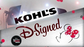 Disney Style Minnie Rocks the Dots D-Signed Collection TV Spot, 'Have Fun' - Thumbnail 6