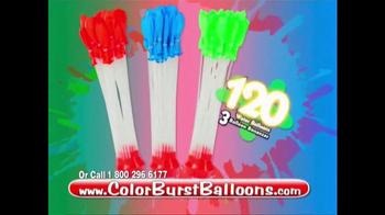 Balloon Bonanza Color Burst TV Spot, 'Colored Water' - Thumbnail 10