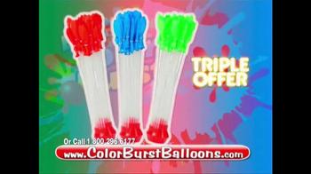Balloon Bonanza Color Burst TV Spot, 'Colored Water' - Thumbnail 9