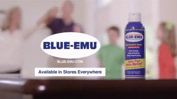 Blue-Emu Continuous Pain Relief Spray TV Spot, 'Dancing' - Thumbnail 6