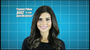 Pillows Made to Measure TV Spot, 'Better Night's Sleep' - Thumbnail 2