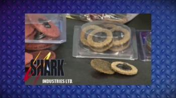 Shark Industries TV Spot, 'Manufactured Items' - Thumbnail 4