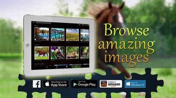 Magic Jigsaw Puzzles App TV Spot, 'Animals & Landscapes' - Thumbnail 2