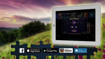 Magic Jigsaw Puzzles App TV Spot, 'Animals & Landscapes' - Thumbnail 3