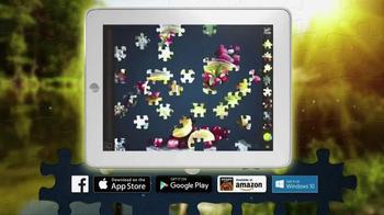 Magic Jigsaw Puzzles App TV Spot, 'Animals & Landscapes' - Thumbnail 6