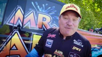 Strike King Crappie Baits TV Spot, 'Feel the Thump' - Thumbnail 4