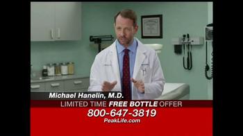 Peak Life Prostate TV Spot, 'Aging' - Thumbnail 5