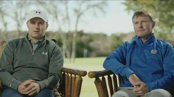 PGA TV Spot, 'Thanks' Featuring Jordan Spieth, Cameron McCormick