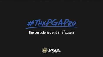 PGA TV Spot, 'Thanks' Featuring Jordan Spieth, Cameron McCormick - Thumbnail 7
