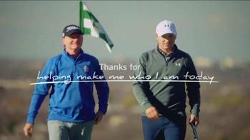 PGA TV Spot, 'Thanks' Featuring Jordan Spieth, Cameron McCormick - Thumbnail 6