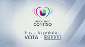 Univision Contigo TV Spot, 'El proceso electoral' - Thumbnail 10