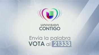 Univision Contigo TV Spot, 'El proceso electoral' - Thumbnail 9