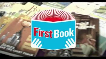 First Book TV Spot, 'WrestleMania Reading Challenge'