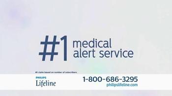 Philips Lifeline TV Spot, 'Peace of Mind' Feat. Betty White & Leeza Gibbons - Thumbnail 2