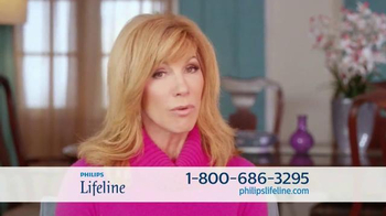 Philips Lifeline TV Spot, 'Peace of Mind' Feat. Betty White & Leeza Gibbons - Thumbnail 3