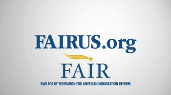 Federation for American Immigration Reform TV Spot, 'Shadows' - Thumbnail 7