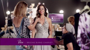 Poise TV Spot, 'LBL' Featuring Brooke Burke-Charvet - Thumbnail 1