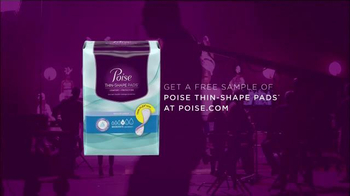 Poise TV Spot, 'LBL' Featuring Brooke Burke-Charvet - Thumbnail 7