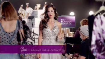 Poise TV Spot, 'LBL' Featuring Brooke Burke-Charvet - Thumbnail 2