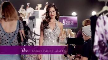 Poise TV Spot, 'LBL' Featuring Brooke Burke-Charvet - Thumbnail 2
