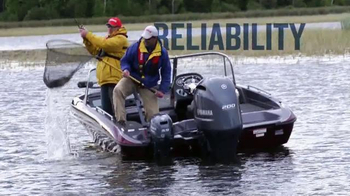 Yamaha Outboards Legendary Reliability Sales Event TV Spot, 'Greater Value' - Thumbnail 2