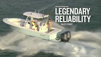 Yamaha Outboards Legendary Reliability Sales Event TV Spot, 'Greater Value' - Thumbnail 4