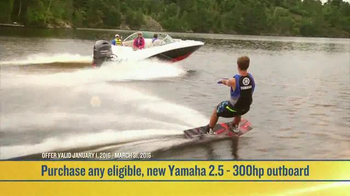 Yamaha Outboards Legendary Reliability Sales Event TV Spot, 'Greater Value' - Thumbnail 5