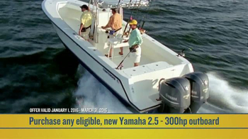 Yamaha Outboards Legendary Reliability Sales Event TV Spot, 'Greater Value' - Thumbnail 6