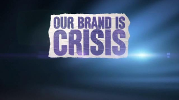 XFINITY On Demand TV Spot, 'Our Brand Is Crisis' - Thumbnail 6