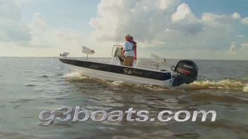 G3 Boats TV Spot, 'You Need to Be Here' - Thumbnail 7