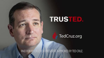 Cruz for President TV Spot, 'Steve King Endorses Ted Cruz' - Thumbnail 8