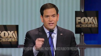 Marco Rubio for President TV Spot, 'Disqualified' - Thumbnail 10