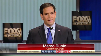 Marco Rubio for President TV Spot, 'Disqualified'