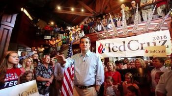 Keep the Promise I TV Spot, 'The People's President' Featuring Ted Cruz