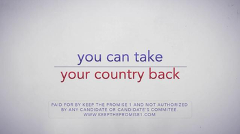 Keep the Promise I TV Spot, 'The People's President' Featuring Ted Cruz - Thumbnail 9