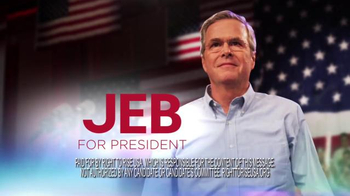Right to Rise USA TV Spot, 'Three Governors' Featuring Jeb Bush - Thumbnail 6