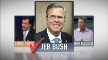 Right to Rise USA TV Spot, 'Three Governors' Featuring Jeb Bush