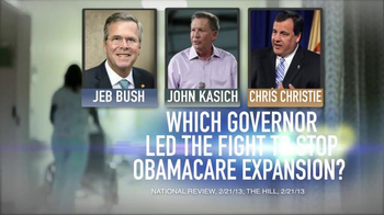 Right to Rise USA TV Spot, 'Three Governors' Featuring Jeb Bush - Thumbnail 4