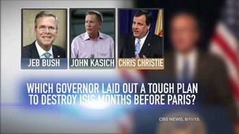 Right to Rise USA TV Spot, 'Three Governors' Featuring Jeb Bush - Thumbnail 5