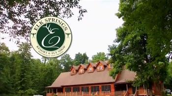 Elk Springs Resort & Fly Shop TV Spot, 'Your Vacation Destination' - Thumbnail 1