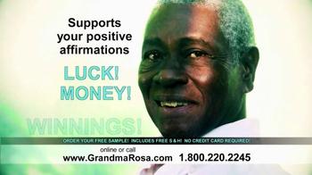 Grandma Rosa TV Spot, 'Luck' - Thumbnail 8